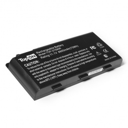 Аккумулятор TopON TOP-GT685R 11.1V 6600mAh Black for MSI CR720/CZ-15/CZ-17/E6603/GT60/GT685R/GT70/GX60/Z70 Series - фото